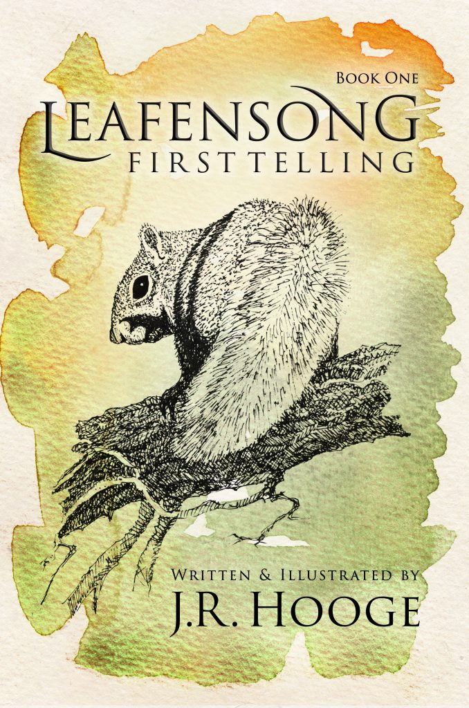 Leafensong Book Cover