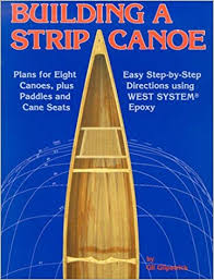 building a cedar strip canoe book